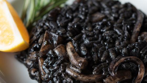 Arroz negro | Locas de la vida, Blog de recetas de cocina para principiantes, recetas fáciles y rápidas de preparar