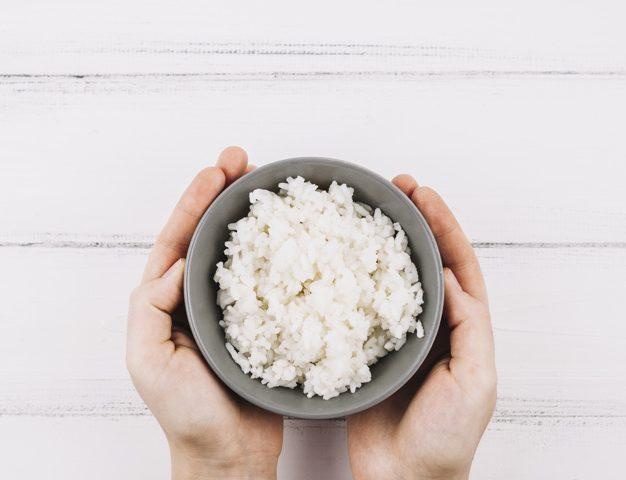 Arroz blanco de Conchita - Locas de la vida, recetas fáciles y rápidas de preparar