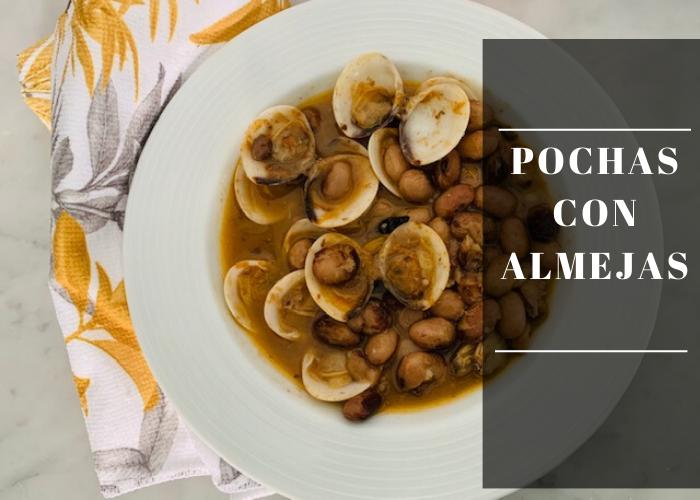 Receta de Pochas con almejas | Locas de la vida, recetas fáciles y rápidas