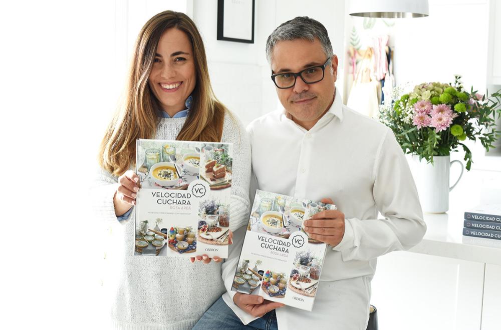 Velocidad Cuchara saca su primer libro de 100 recetas fáciles para Thermomix®