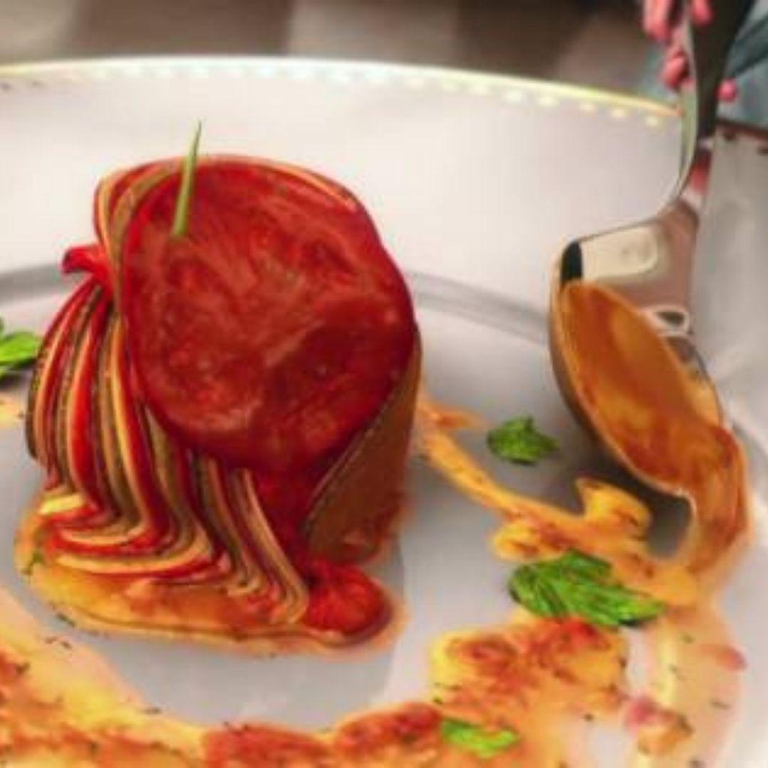 Ratatouille fácil de preparar  Locas de la vida  Recetas de cocina para principiantes fácil y rápidas de preparar