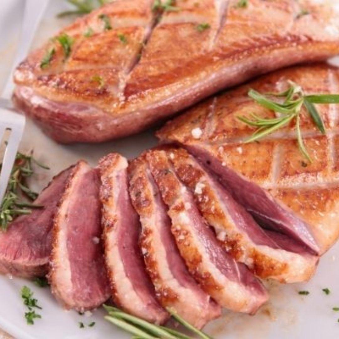 Receta de Magret de pato al horno con patatinas graten Locas de la vida Recetas de cocina para principiantes fácil y rápidas de preparar