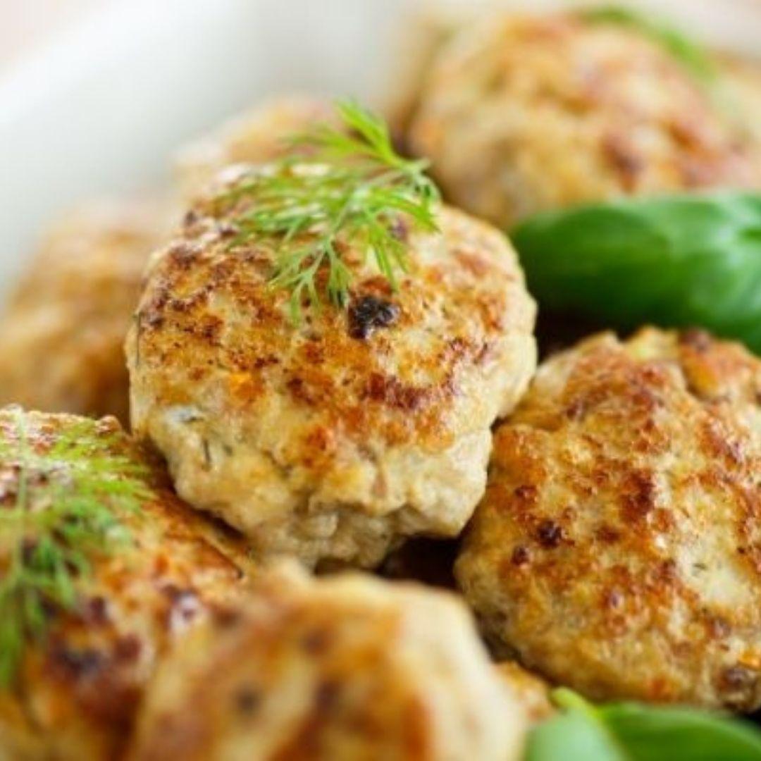 Receta de albóndigas de calabacín Locas de la vida Recetas de cocina para principiantes fácil y rápidas de preparar